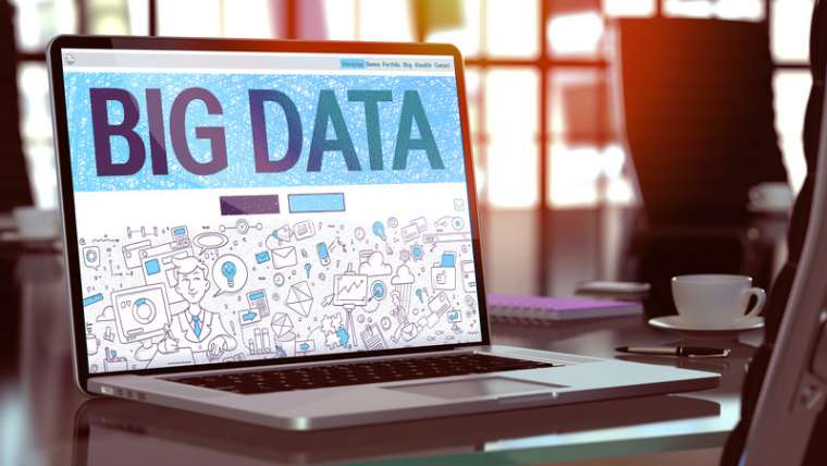 Big data and The Four V's